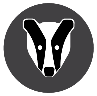 media badger logo