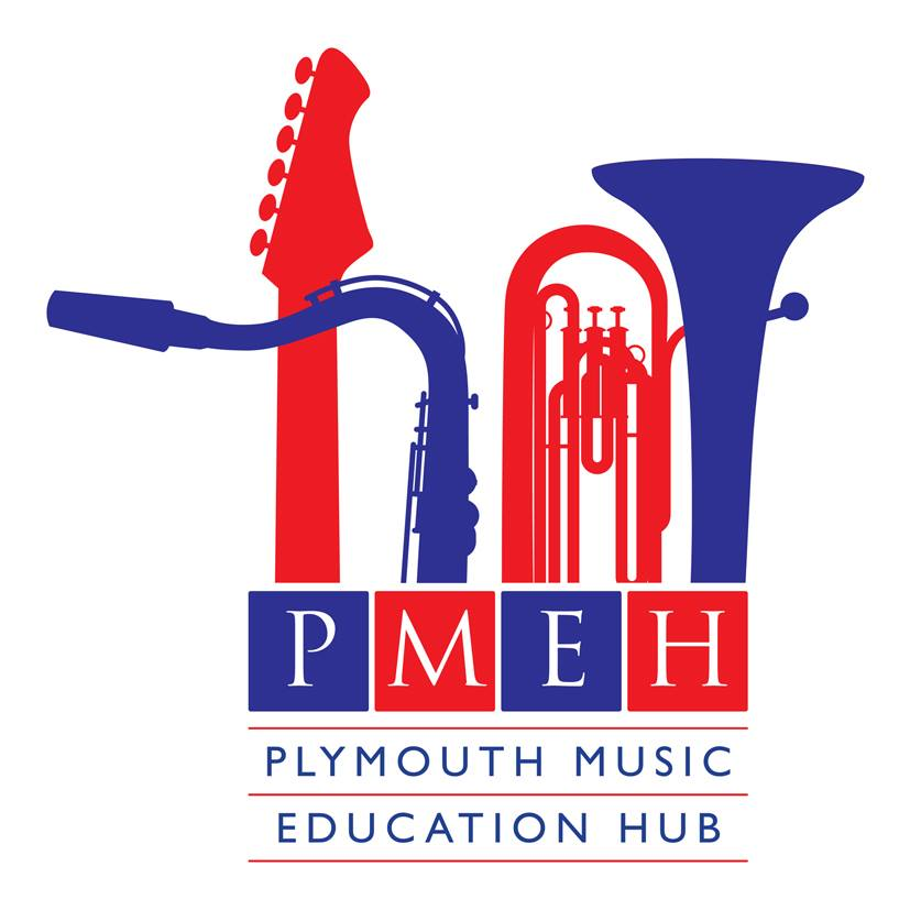 plymouth music education hub logo